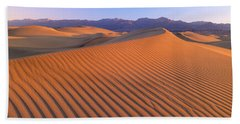 Death Valley National Park, California Beach Towel by Panoramic Images