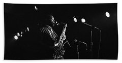 Dewey Redman Beach Towel