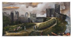 Dudley Castle 2 Beach Towel