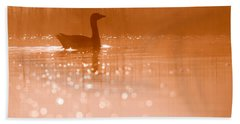 Early Morning Magic Beach Towel by Roeselien Raimond