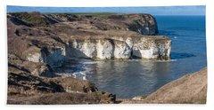Flamborough Head Beach Towel