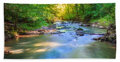 Forest Creek Beach Sheet