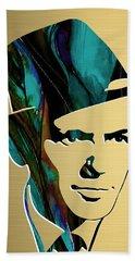 Frank Sinatra Gold Series Beach Towel