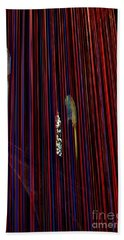 Grace Cathedral With Ribbons Beach Towel by Dean Ferreira