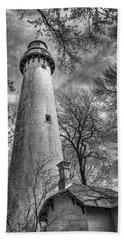 Grosse Point Lighthouse Beach Sheet