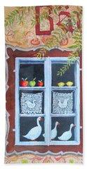 Halstatt Window Beach Sheet