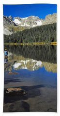 Indian Peaks Wilderness Area, Colorado Beach Towel