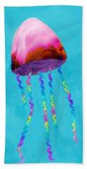 Jelly The Fish Beach Sheet