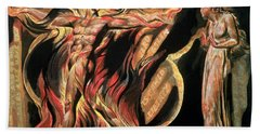 Jerusalem The Emanation Of The Giant Albion Beach Towel