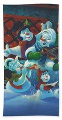 Joy To The World Beach Sheet by Michael Humphries