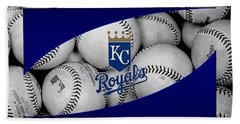 Kansas City Royals Beach Towel