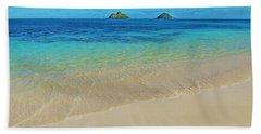 Lanikai Paradise Beach Towel