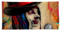 Leon Russell Collection Beach Towel