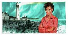 Lighthouse Beauty Beach Towel