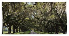 Live Oaks Beach Towel