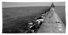 Long Thought Beach Towel by Jamie Lynn