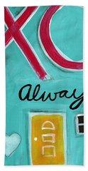 Love Always Beach Towel