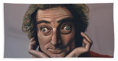 Marty Feldman Beach Towel