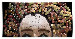 Medusa Bedazzled After Beach Towel