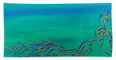 Nerissa Beach Towel by Robert Nickologianis
