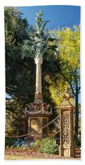 Palmetto Regiment Monument  Beach Towel