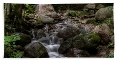 Parfrey's Glen Creek Beach Towel