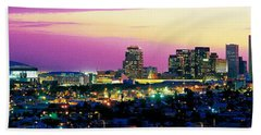 Phoenix Az Beach Towel by Panoramic Images