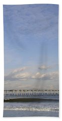 Pier Wave Beach Towel