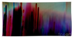 Beach Towel featuring the photograph Pulse by Jacqueline McReynolds