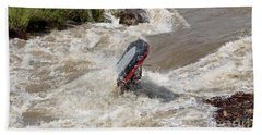 Rio Grande Rafting Beach Towel
