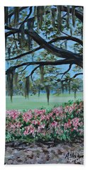 Savannah Spring Beach Towel
