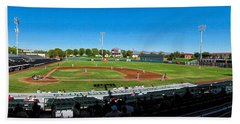 Scottsdale Stadium Beach Towel