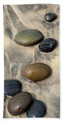 Seven Beach Towel by Joe Schofield