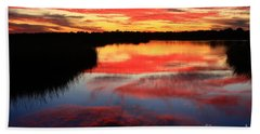 South Ponte Vedra Coast Beach Towel