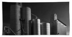 Spangle Grain Elevator Beach Sheet