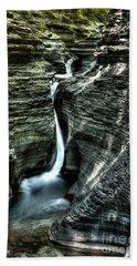Spiral Gorge Watkins Glen Beach Towel