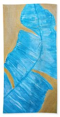 Splash 2  Beach Towel