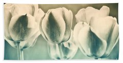 Spring Inspiration Beach Sheet by Angela Doelling AD DESIGN Photo and PhotoArt