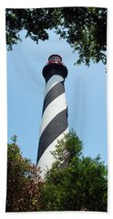 St. Augustine Lighthouse Beach Towel