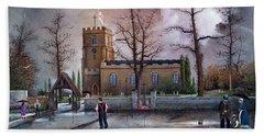 St Marys Church - Kingswinford Beach Towel