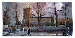 St Marys Church - Kingswinford Beach Towel