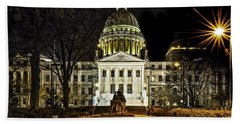 State Capitol Beach Towel