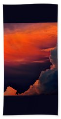 Storm Moving In 16101 Beach Towel