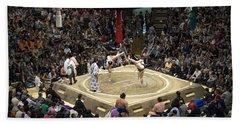 Sumo Summer Tournament 2014 Tokyo Beach Sheet