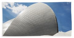 Sydney Opera House Detail In Australia Beach Towel