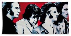 The Beatles Beach Towel