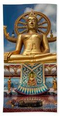The Lord Buddha Beach Towel