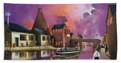 The Red House Cone - Wordsley Beach Towel