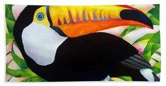 Toucan Beach Towel