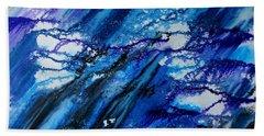 Blue Wind Beach Sheet